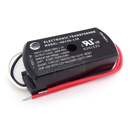 150watt 12VAC Electronic Encapsulated Transformer MDL 316-0002 Dimmable