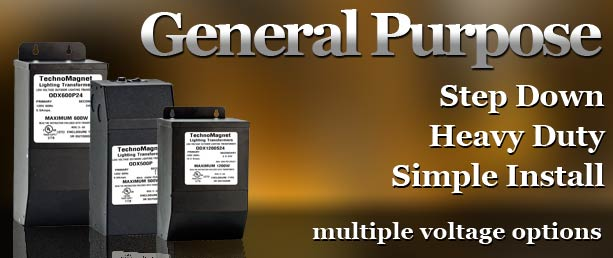 Buy General Purpose Transformers