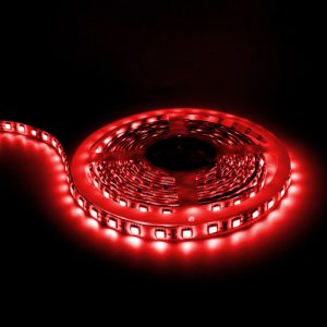 Red LED Tape Light